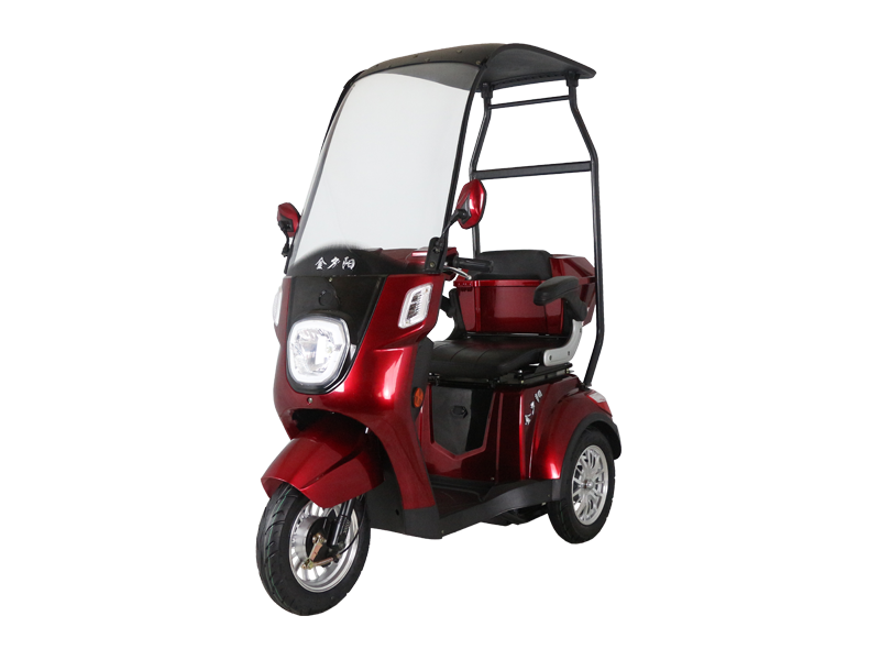 Scooter eléctrico de cuatro ruedas XHSL-3