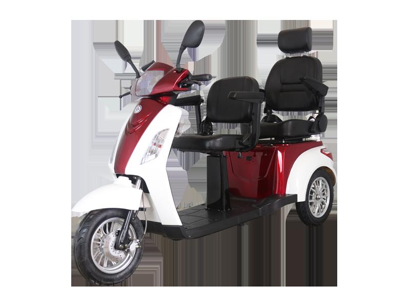 Scooter eléctrico de tres ruedas XILE II