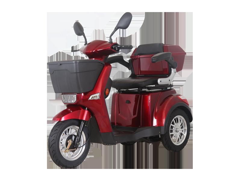 Scooter eléctrico de tres ruedas XILI III