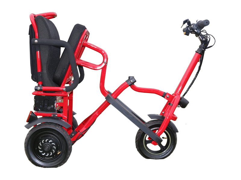 Folding Three-wheeled Electric Scooter Z-1